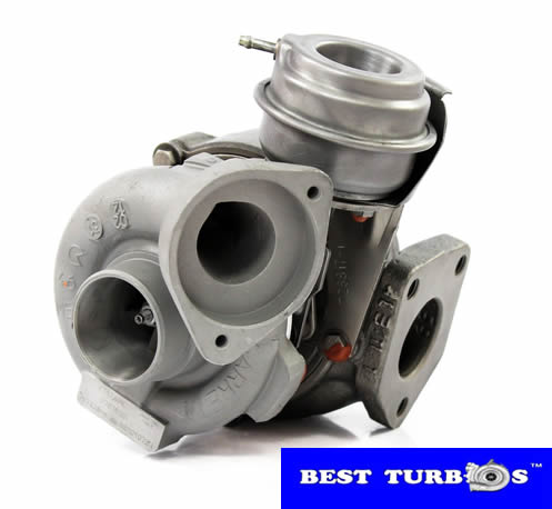 Turbo for BMW X3 2.0d E83, turbocharger, 717478