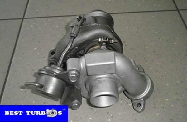 Turbo for Ford C-MAX 1.6 TDCi, Turbo for Ford Focus II 1.6 TDCi, turbo for Ford Fusion 1.6 TDCi