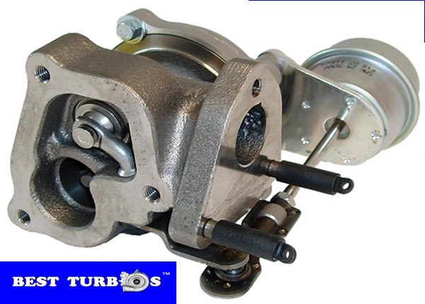 Turbocharger Vauxhall Corsa 1.3 CDTI 54359880005