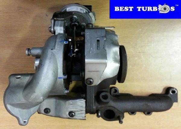 Volkswagen 1.6 TDI, Audi 1.6 TDI, Golf 1.6 TDI Turbo Turbocharger , Garrett 03L253016T , 775517-1