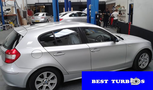 BMW Turbo Turbocharger Mechanics Turbo Workshop Turbo Garage in the United Kingdom