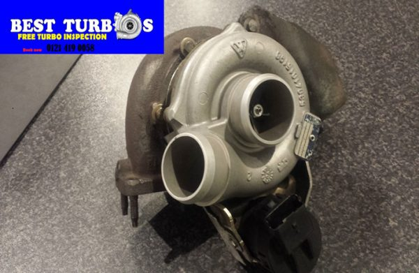 Turbo Turbocharger for Land Rover Discovery 3 2.7 TdV6 Land Rover Range Rover Sport 2.7 53049880115, 53049700115, 53049880069, 53049700069, 53049880065, 53049700065,