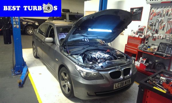 bmw turbo mechanic workshop garage uk