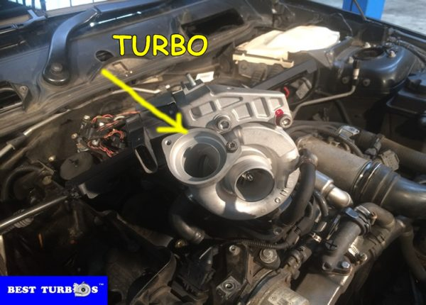 turbocharger turbo
