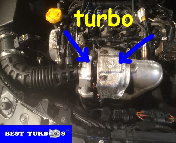 vauxhall-corsa-1-3-cdti-turbocharger