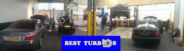 bmw turbo fix