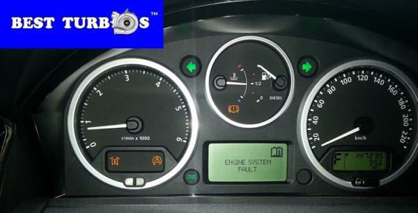 Land Rover tdv6, tdv8, Discovery, Defender turbo