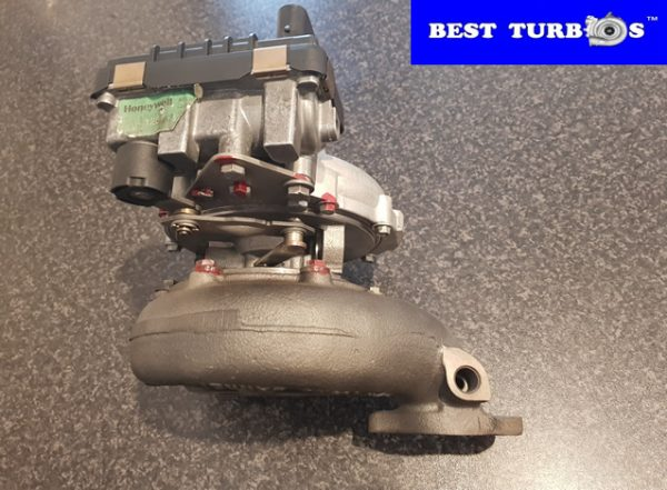 turbo supply and fitting electric actuator