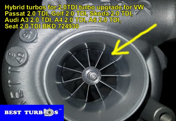 Audi a3 tdi hybrid turbo