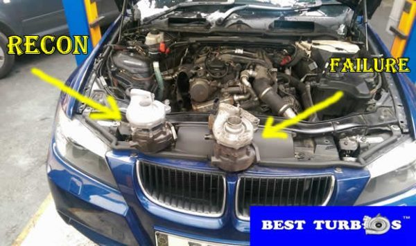bmw turbo recon