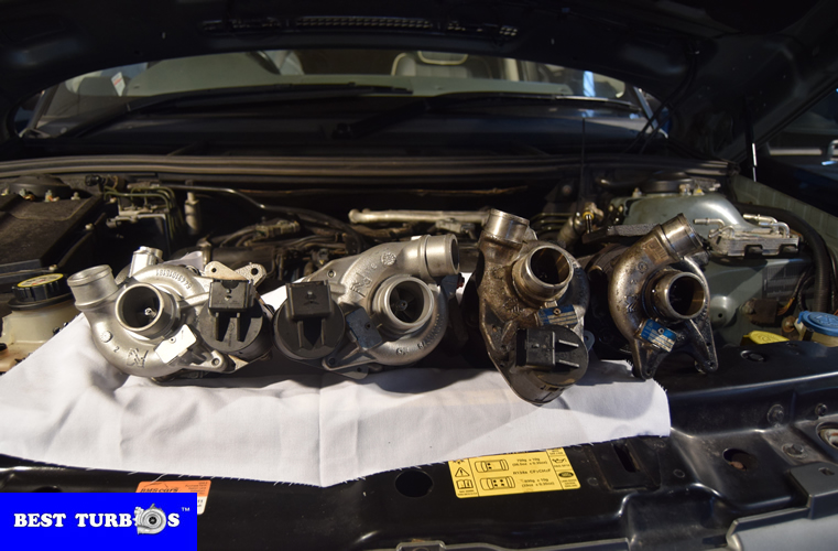 Range Rover Discovery, Sport, Vogue turbo reconditioning turbo replacement