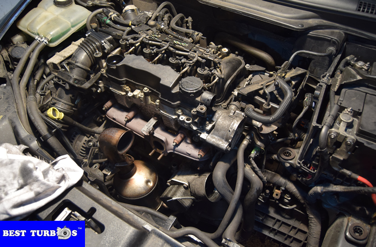 range rover turbocharger remanufactured turbo fix
