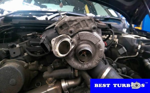 BMW 320D E36 E46 E56 E60 E90 turbo fault problem repair fitting